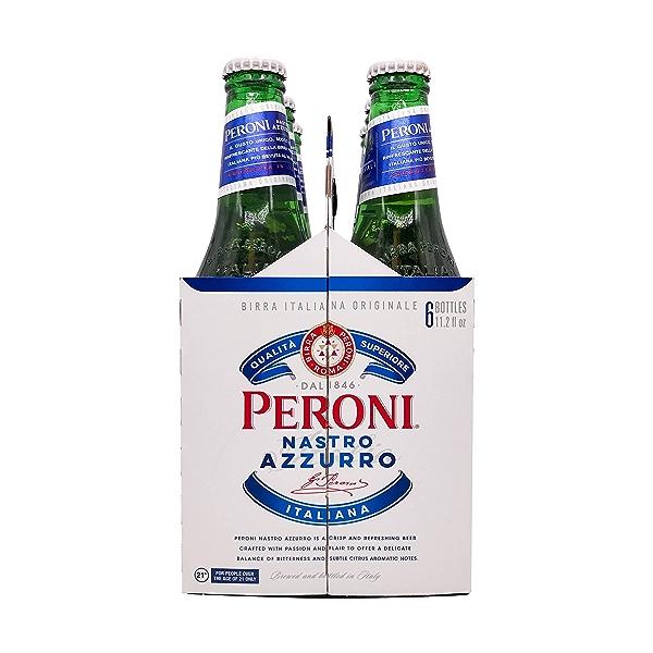 Nastro Azzuro, 6 bottles 4