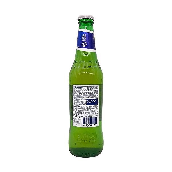 Nastro Azzuro, 6 bottles 8