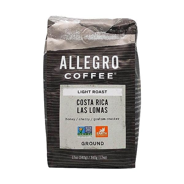 Los Lomas Ground Costa Rican Coffee, 12 oz 1