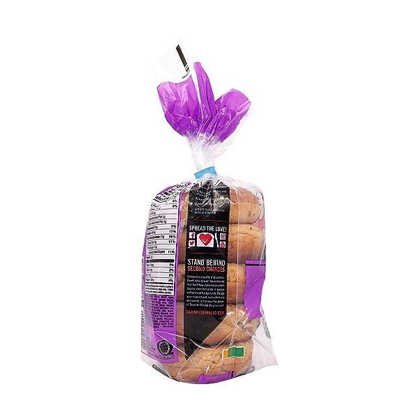 Organic Cinnamon Raisin Remix Bagel, 16.75 oz 4