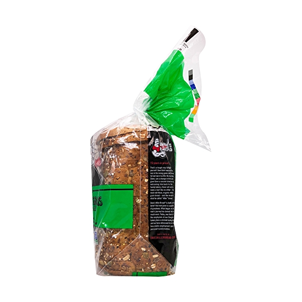 Organic 21 Whole Grains And Seeds Bread, 27 oz 3