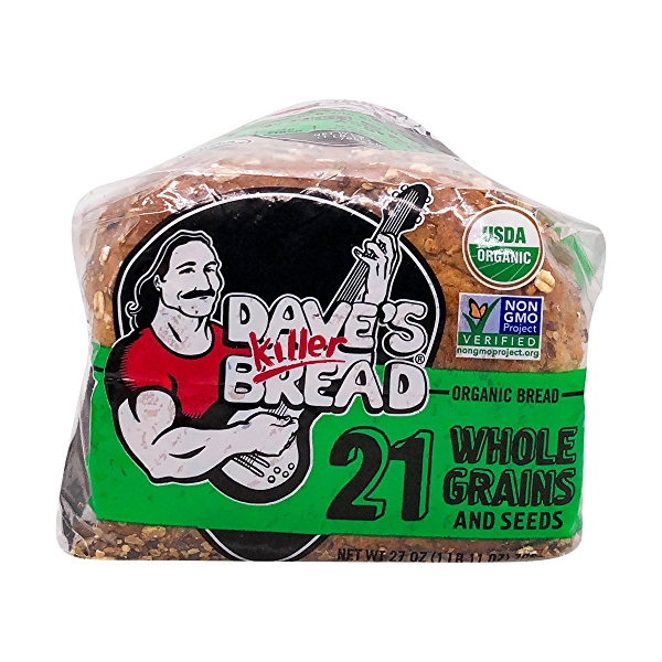Organic 21 Whole Grains And Seeds Bread, 27 oz 5