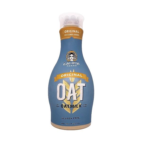 Unsweetened Oatmilk, 48 fl oz 1