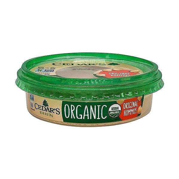 Organic Original Hommus, 10 oz 1