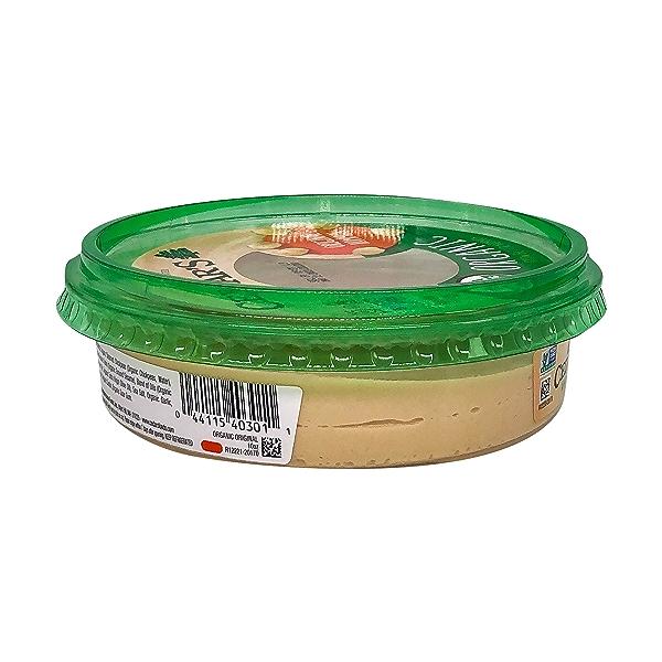Organic Original Hommus, 10 oz 3