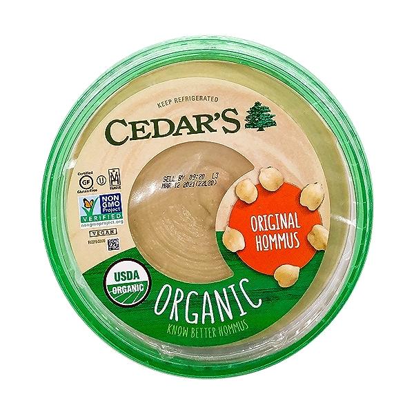Organic Original Hommus, 10 oz 5