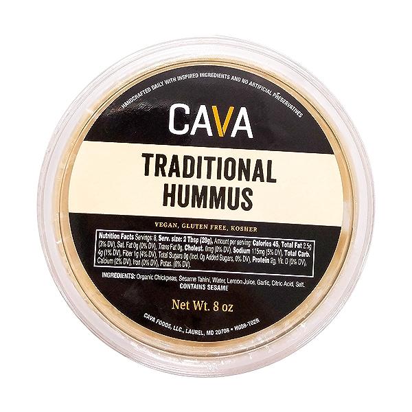 Traditional Hummus, 8 oz 2
