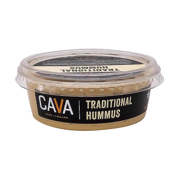 Traditional Hummus, 8 oz 3