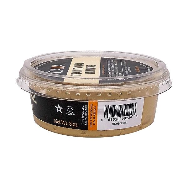 Traditional Hummus, 8 oz 4
