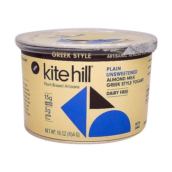 Unsweetened Plain Yogurt, 16 oz 1