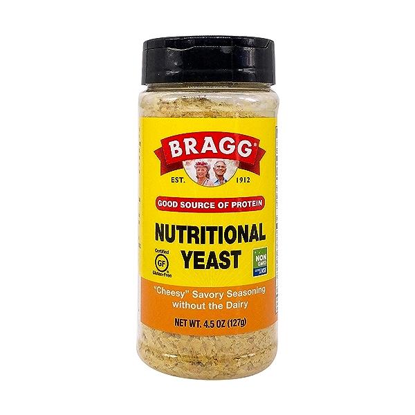 Premium Nutritional Yeast Seasoning, 4.5 oz 1