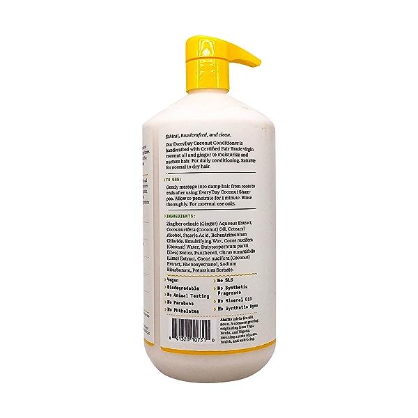 Coconut Lime Conditioner, 32 fl oz 3