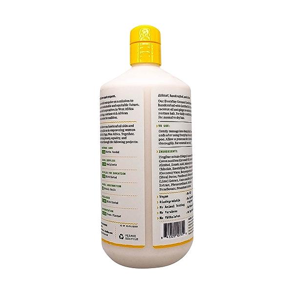 Coconut Lime Conditioner, 32 fl oz 4