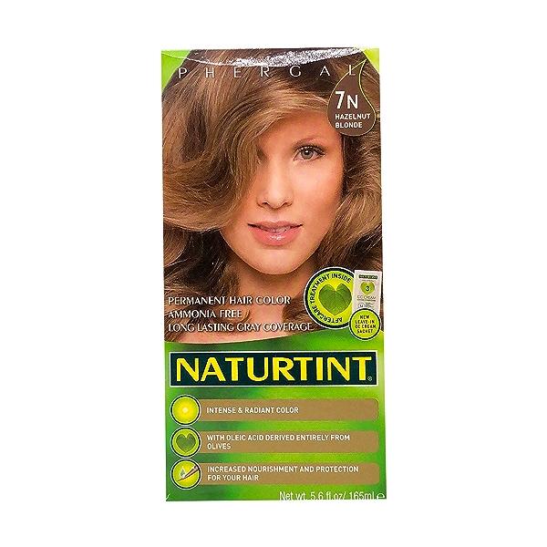7n Hazelnut Blonde Hair Color, 5.6 fl oz 1