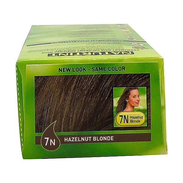 7n Hazelnut Blonde Hair Color, 5.6 fl oz 5