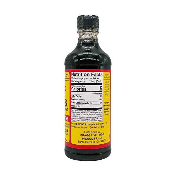 Liquid Aminos, 16 fl oz 2
