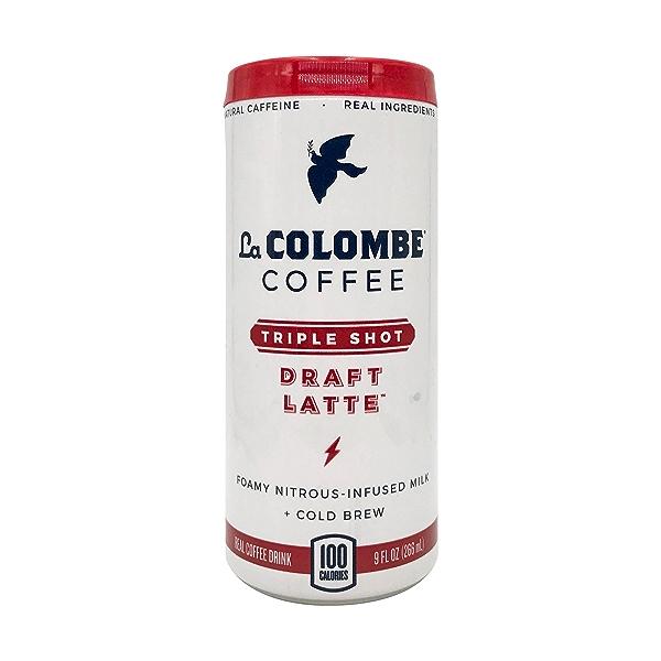 Triple Draft Latte, 9 fl oz 1