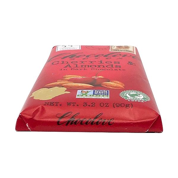 Cherries & Almonds In Dark Chocolate, 3.2 oz 4