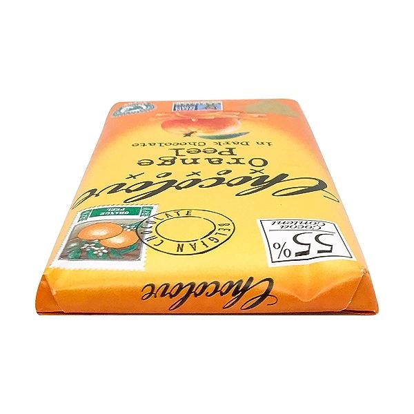 Orange Peel In Dark Chocolate, 3.2 oz 3