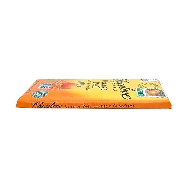 Orange Peel In Dark Chocolate, 3.2 oz 5