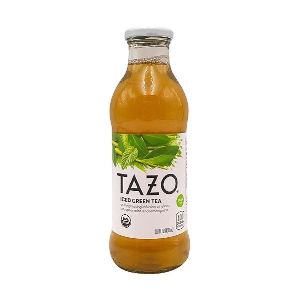 Organic Iced Green Tea, 13.8 fl oz 1