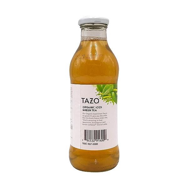 Organic Iced Green Tea, 13.8 fl oz 3