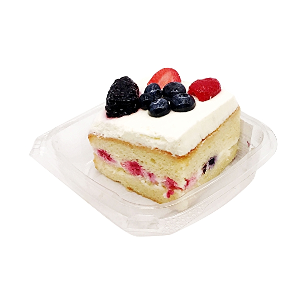 Berry Chantilly Cake Slice, 1 each 1