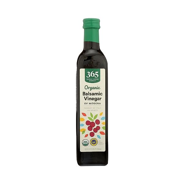 Organic Balsamic Vinegar Of Modena, 16.9 fl oz 1