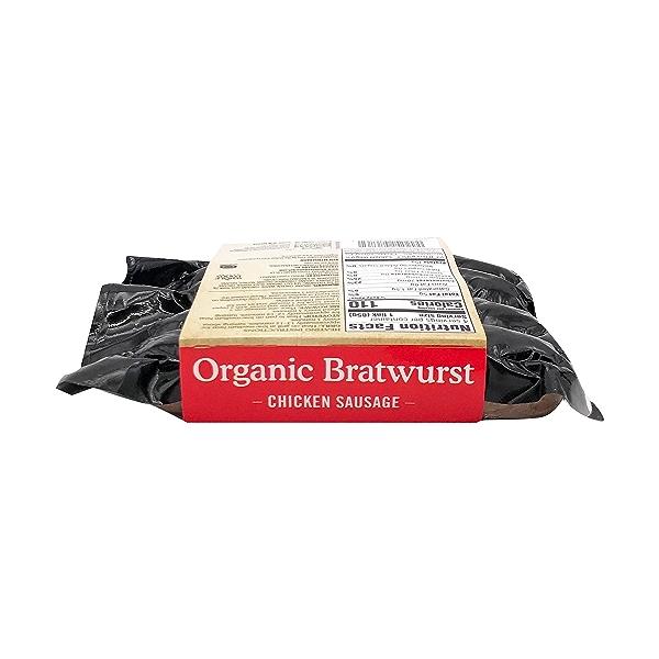 Organic Chicken Bratwurst 5