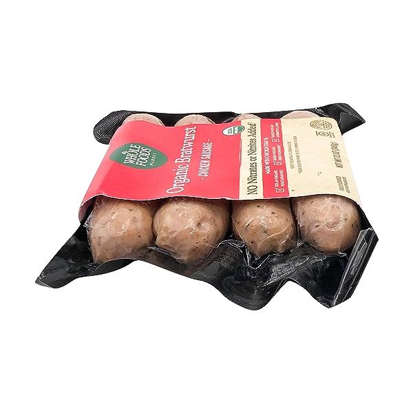 Organic Chicken Bratwurst 2
