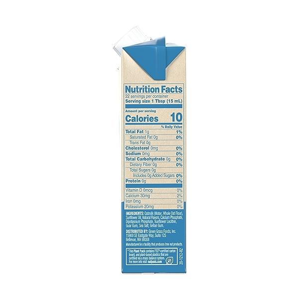 Oat French Vanilla, 11.2 fl oz 4