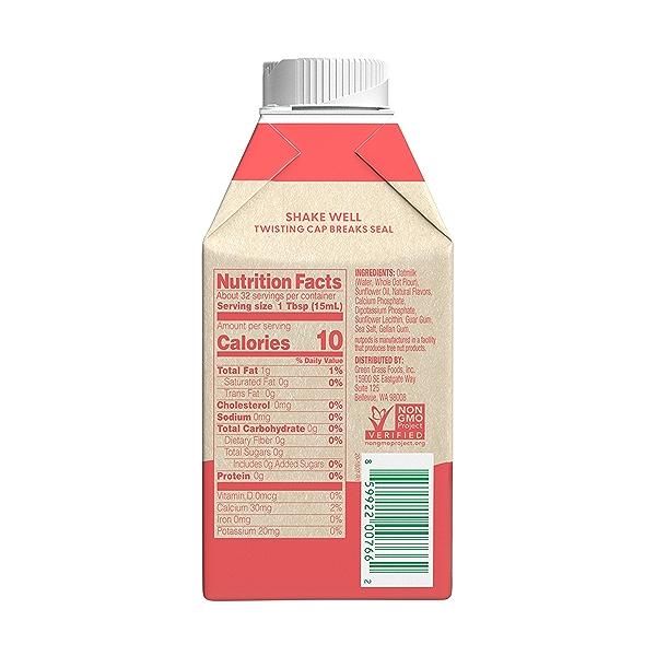 Oat Cinnamon Swirl, 16 fl oz 3