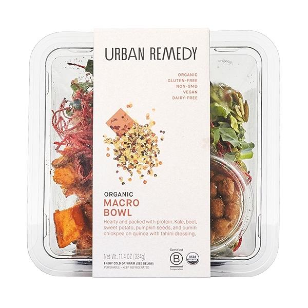 Organic Gluten Free Macro Bowl, 11.4 oz 1
