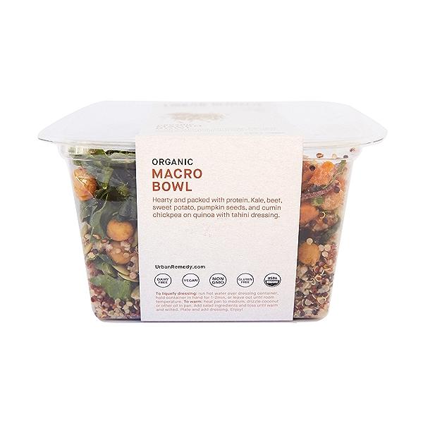 Organic Gluten Free Macro Bowl, 11.4 oz 2