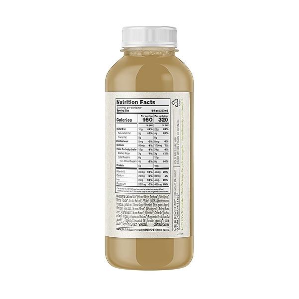 Organic Matcha Mint Tea Latte, 16 fl oz 2