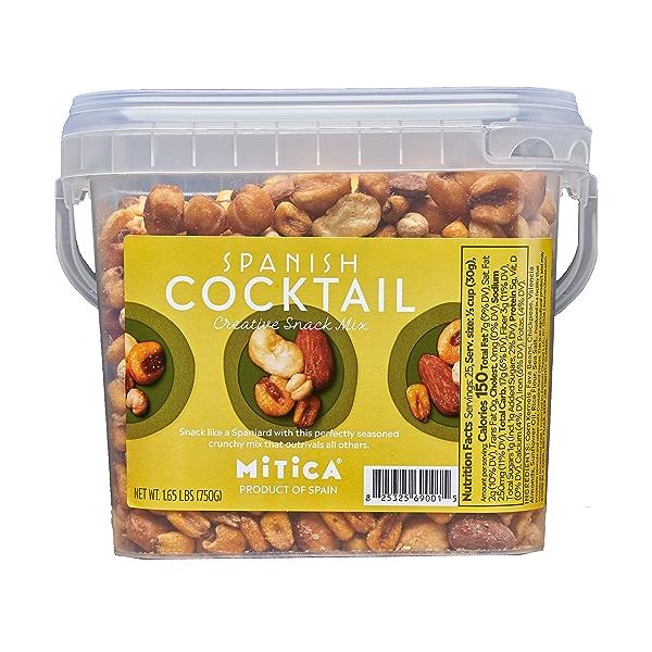 Spanish Cocktail Mix 1