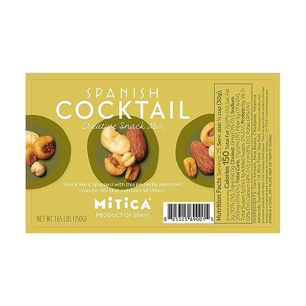 Spanish Cocktail Mix 2