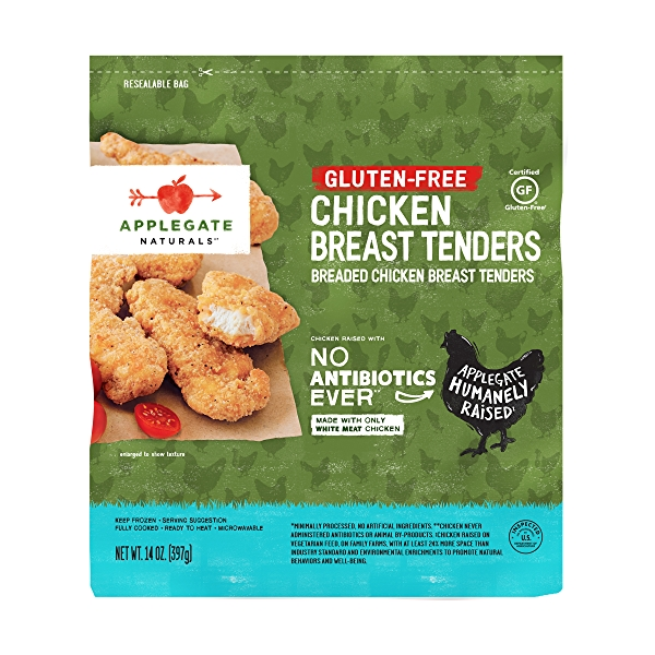 Gluten-Free Chicken Breast Tenders, 14 oz 1