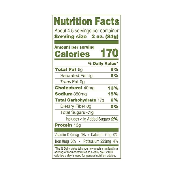Gluten-Free Chicken Breast Tenders, 14 oz 4