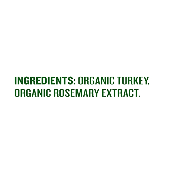 Organic Turkey Burgers 4
