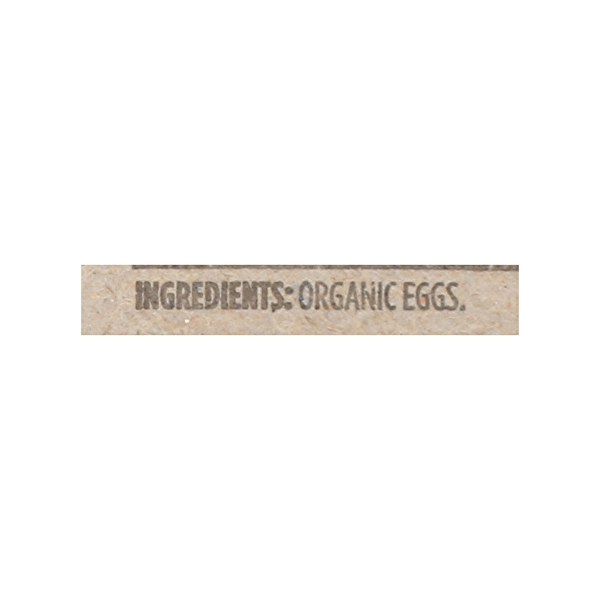 Organic Grade A Eggs Cage-Free Plus Large Brown (12 Count), 24 oz 8