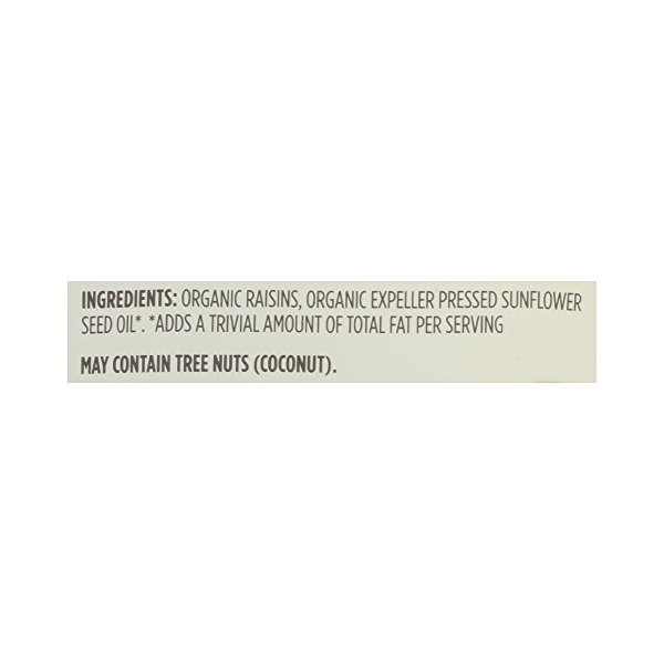 Organic Dried Fruit Thompson Raisins - Seedless, 8 oz 9