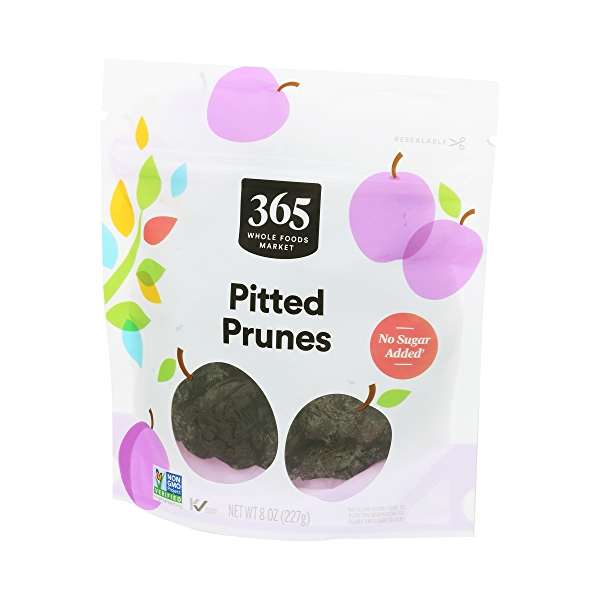 Dried Fruit Pitted Prunes, 8 oz 3
