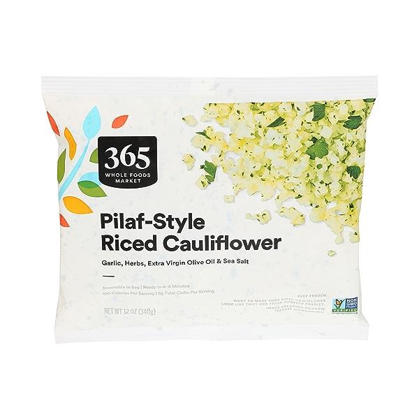Frozen Riced Cauliflower - Pilaf Style 1
