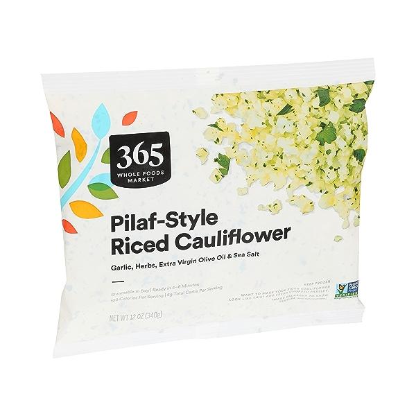 Frozen Riced Cauliflower - Pilaf Style 2