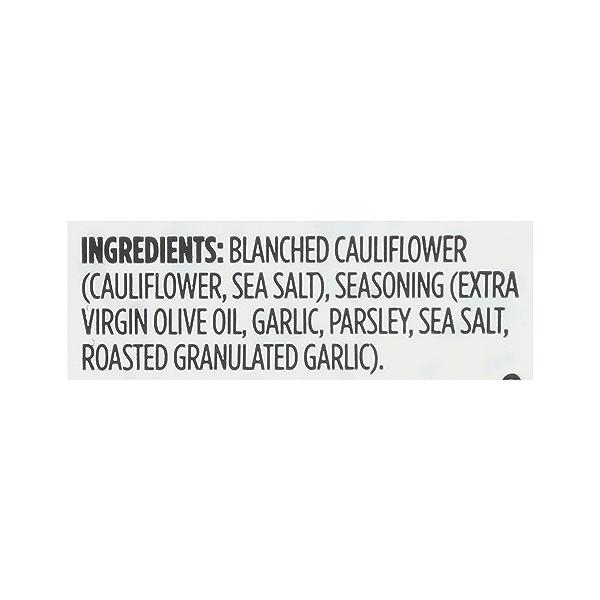 Frozen Riced Cauliflower - Pilaf Style 7