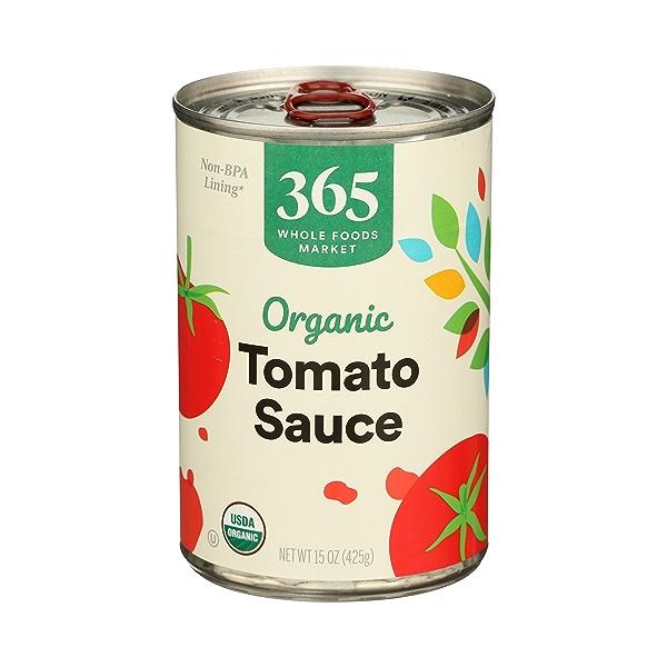 Organic Tomato Sauce, 15 oz 1