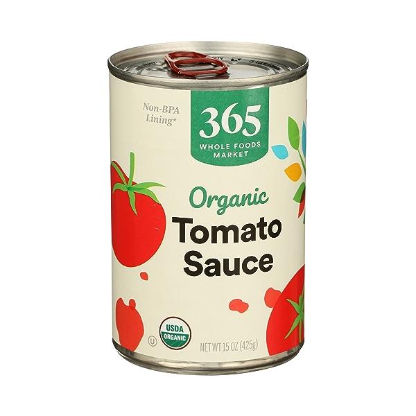 Organic Tomato Sauce, 15 oz 2