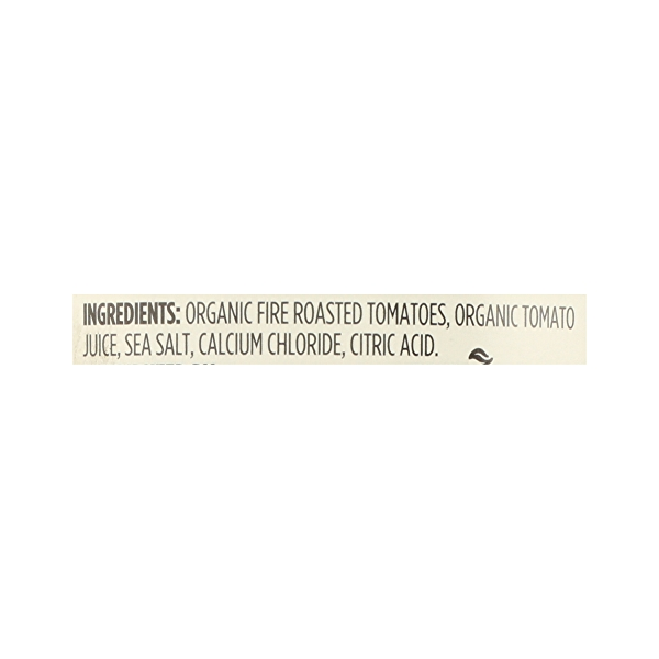 Organic Shelf-Stable Tomatoes Diced - Fire Roasted, 14.5 oz 11