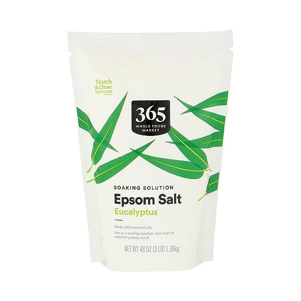 Epsom Salt Eucalyptus (Soaking Solution), 48 oz 1